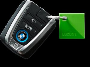 loxone keyfob