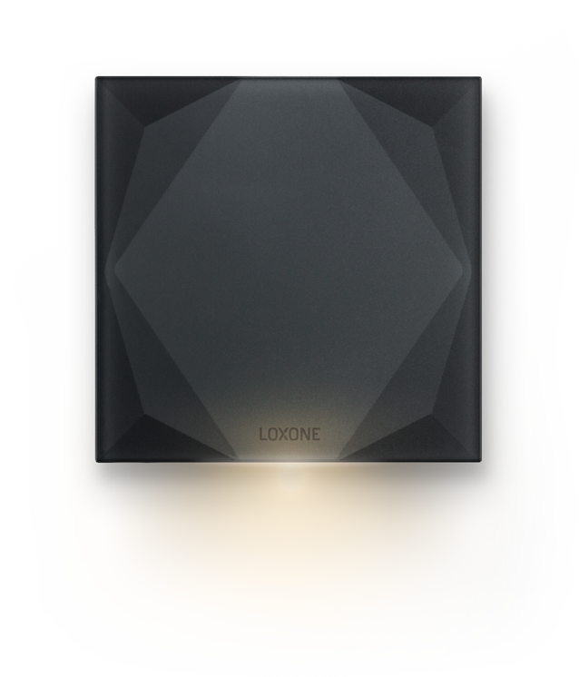 loxone przycisk dotykowy