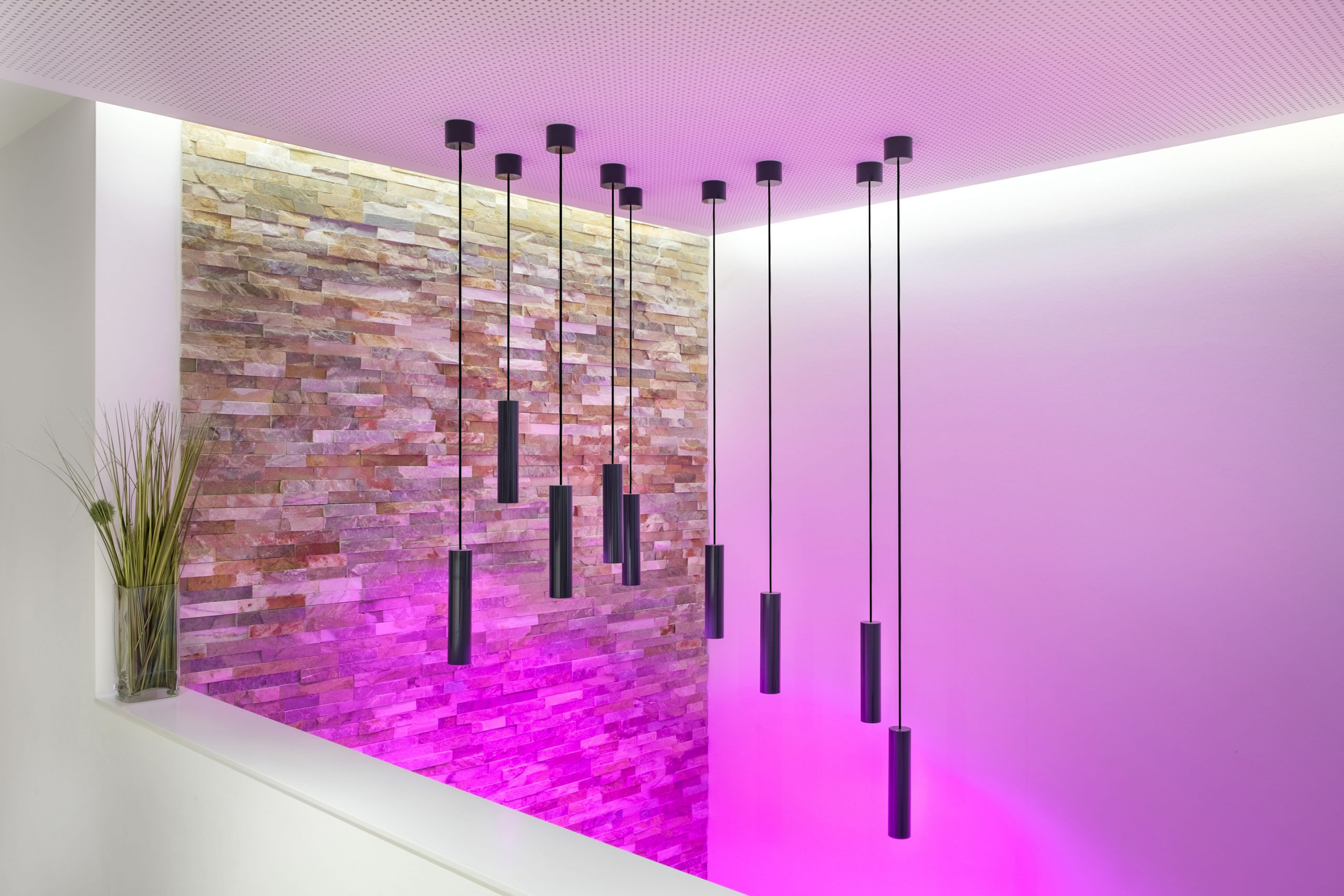 Loxone LED Pendulum Slim