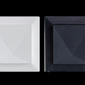 loxone przyciski biały i antracytowy