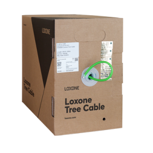 loxone tree cable