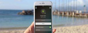alarm w aplikacji mobilnej