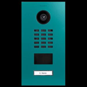 domofon doorbird RAL5018