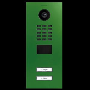 Wideodomofon-IP-D2102V-RAL-6018-DoorBird