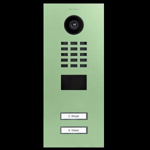 Wideodomofon-IP-D2102V-RAL-6019-DoorBird