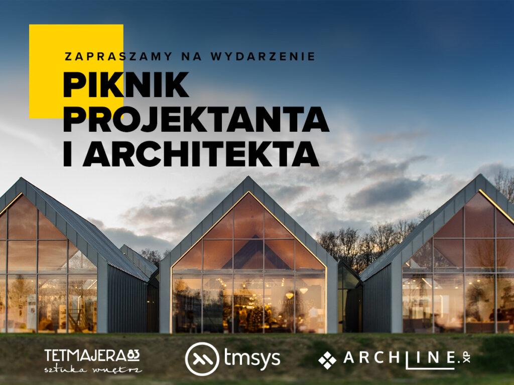 piknik projektanta i architekta tetmajera kraków